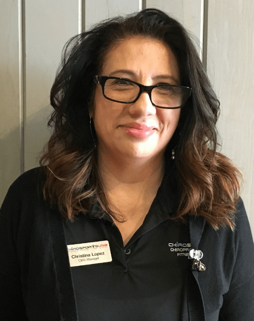Christina clinic manager
